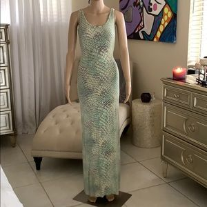 Tart long maxi dress